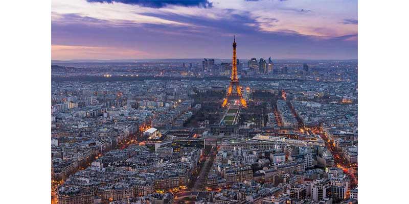 Holiday Destinations - Paris, France