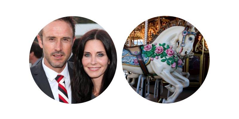 Courteney Cox and David Arquette - Valentine's Day