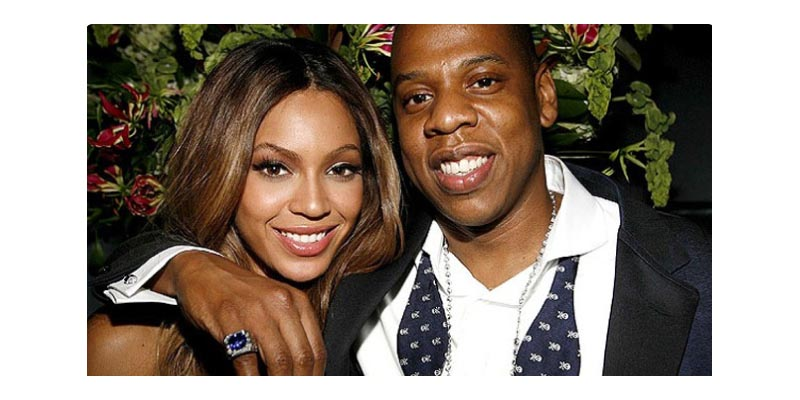 Jay-Z and Beyoncé - Valentine's Gift