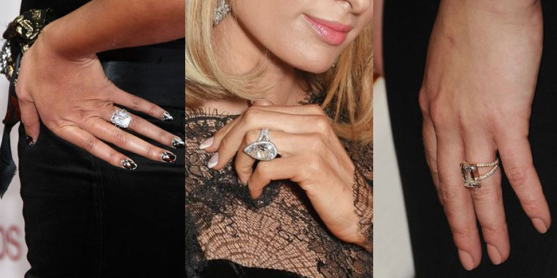 Top 5 Split Shank Engagement Rings