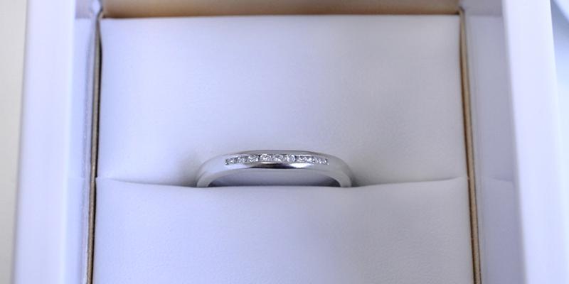 Half Eternity Diamond Rings