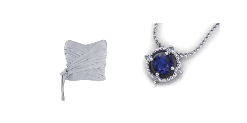 Strapless Necklace