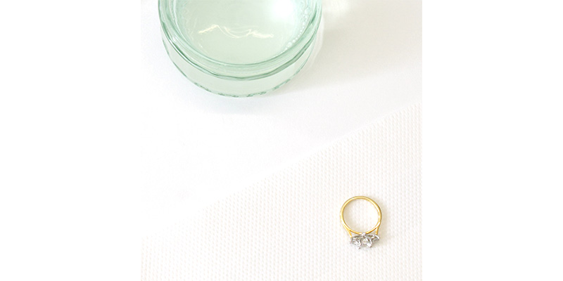 Diamond Rings - Drying