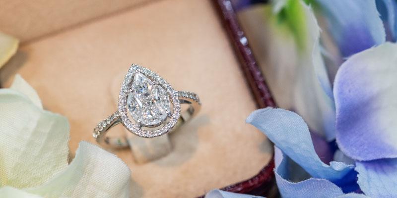 bespoke diamond engagement rings