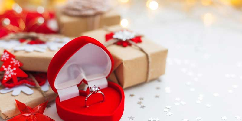 cutest christmas proposal ideas