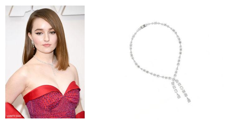 Diamond Lariat Necklace