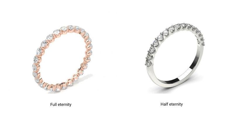 eternity ring styles