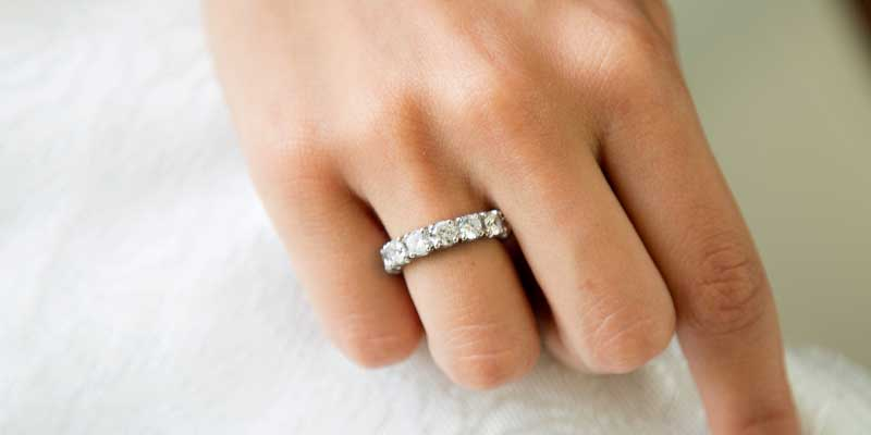 eternity rings
