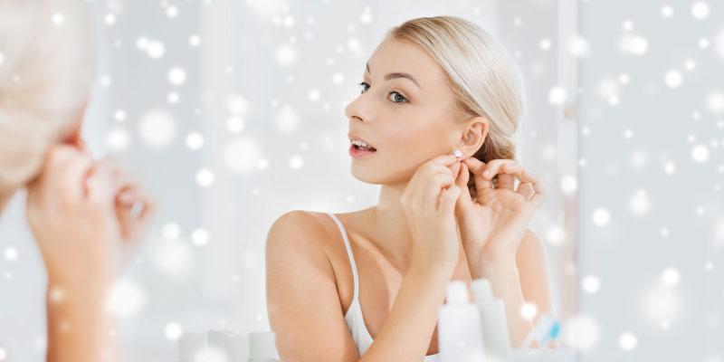 guide to diamond earrings
