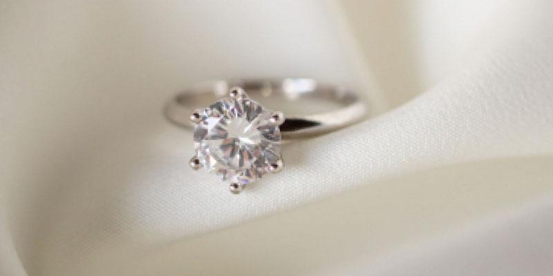 diamond ring settings