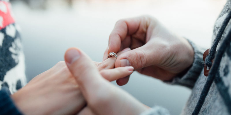 Top Engagement Ring Trends From The Past