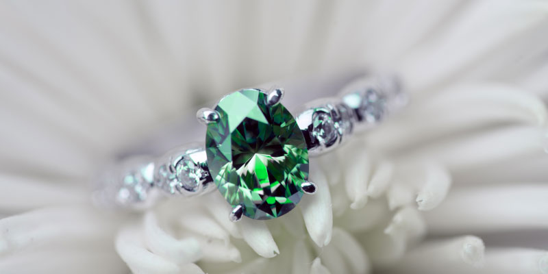 top trends for engagement rings